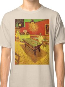 Country Pub by Vincent Van Gogh Classic T-Shirt