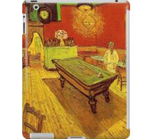 Country Pub by Vincent Van Gogh iPad Case/Skin