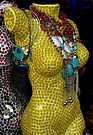 Yellow Figure  by Kayleigh Walmsley