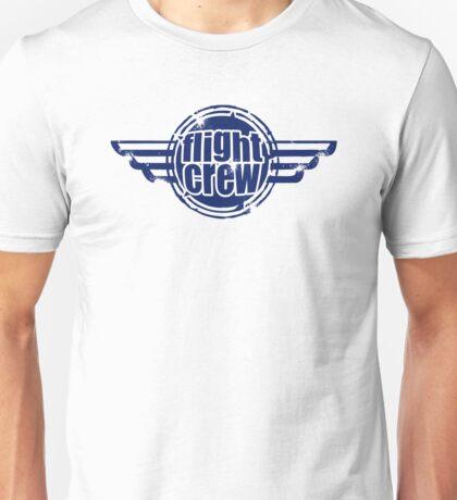 Flight Crew Unisex T-Shirt
