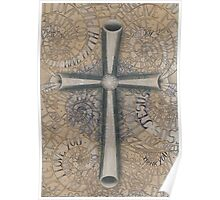 Sacred Cross Poster