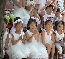 China little lady princessjes by LisaBeth