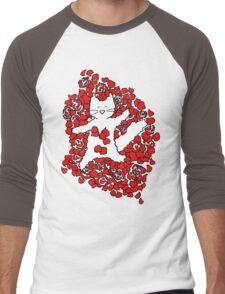 American Fluffy Men's Baseball ¾ T-Shirt