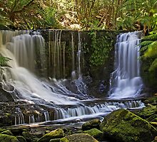 Horseshoe Falls - Tasmania - Australia by TonyCrehan
