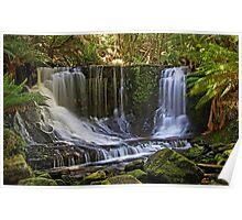 Horseshoe Falls - Tasmania - Australia Poster