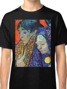 Memory of the Garden at Etten by Van Gogh Classic T-Shirt