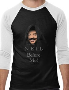 Neil Degrasse Tyson (Neil Before Me!) Men's Baseball ¾ T-Shirt