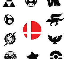 Smash Symbols by edwoods1987