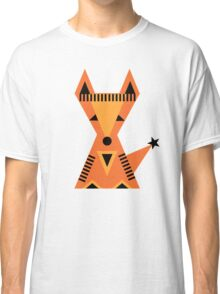 Little red fox, forest, cute, nature, animal, woodland, Classic T-Shirt