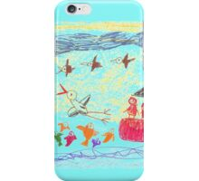 At The Sea iPhone Case/Skin