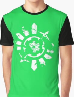 Time Gear - Pokemon Mystery Dungeon Graphic T-Shirt