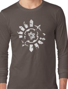 Time Gear - Pokemon Mystery Dungeon Long Sleeve T-Shirt