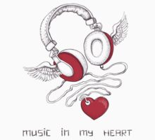 Music In My Heart by retrorebirth