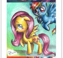 My little pony - The mane five Sticker