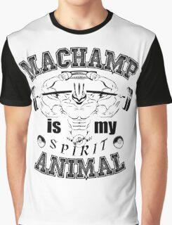 Machamp Spirit Graphic T-Shirt