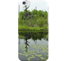 The Boundary Waters iPhone Case/Skin