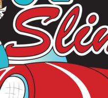 Jack Rabbit Slim's - Restaurant Logo Variant Sticker
