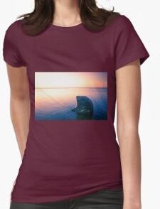 Baltic Sea sunset on the island Poel T-Shirt