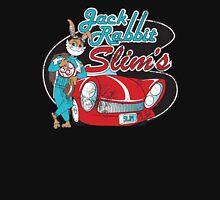 Jack Rabbit Slim's - Restaurant Distressed Variant Womens Fitted T-Shirt