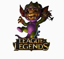 Dino Gnar - League of Legends Unisex T-Shirt