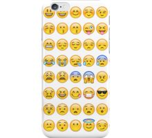 Emoji case iPhone Case/Skin