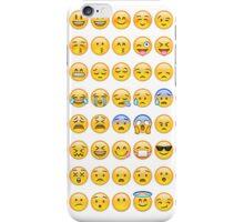 Emoji case iPhone Case/Skin