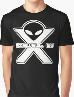 roswell 3 Graphic T-Shirt