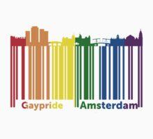 Gaypride Amsterdam Kids Tee