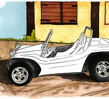 Beach Buggy by LittlestVWShop