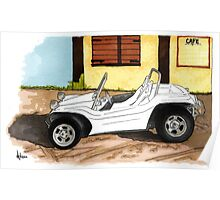Beach Buggy Poster