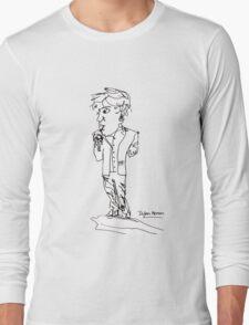Dylan Moran Long Sleeve T-Shirt