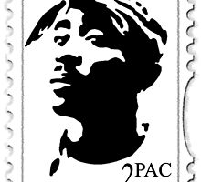 2pac Stamp by TheWillsProject