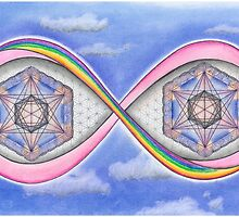 Infinite by Francesca Love Artist