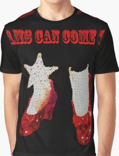 Dreams Can Come True Graphic T-Shirt