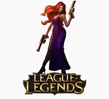 Secret Agent Miss Fortune - League of Legends Unisex T-Shirt