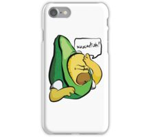 Avocad'oh - Homer iPhone Case/Skin