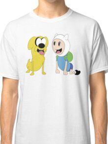 Adventuretime Best Buds - BFFs Classic T-Shirt