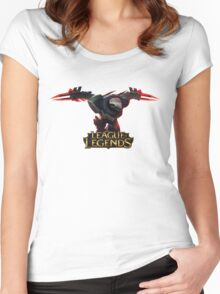 Project Zed - League of Legends Women's Fitted Scoop T-Shirt