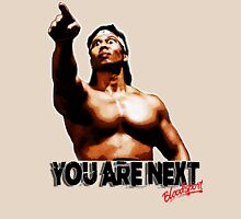 Bloodsport (1988) - You Are Next. Chong Li Classic T-Shirt