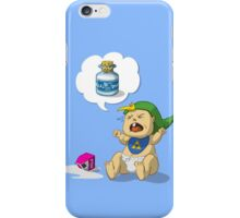 Baby Link iPhone Case/Skin