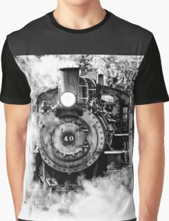 Steamed Graphic T-Shirt