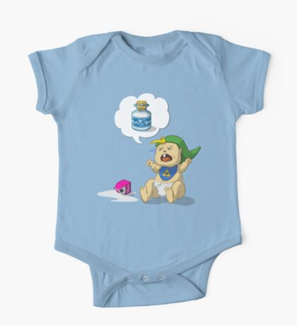 Baby Link One Piece - Short Sleeve