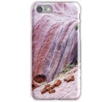 A wet Uluru iPhone Case/Skin