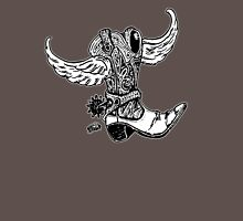 FLYIN' BOOT Unisex T-Shirt