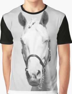 The Face of the Warmblood Graphic T-Shirt