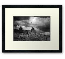 Wind & Ancient. Framed Print
