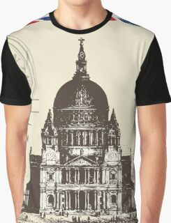 London Pos Graphic T-Shirt
