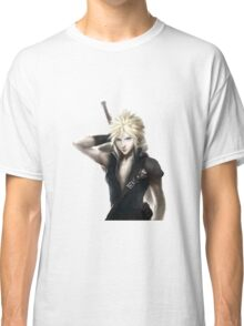 Cloud Strife Final Fantasy VII Advent Children Classic T-Shirt