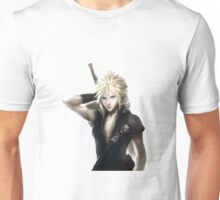 Cloud Strife Final Fantasy VII Advent Children Unisex T-Shirt