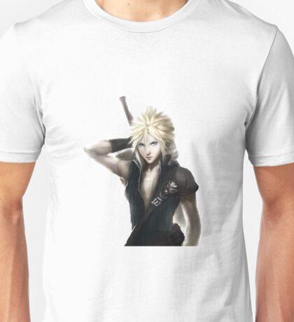 Cloud Strife Final Fantasy VII Advent Children Unisex T-Shirt